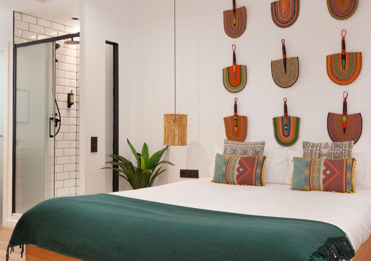 Interior Casa Room - Bed