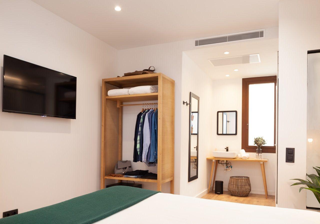 Interior Casa Room - Closet