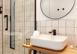 Petite City View Room - Bathroom