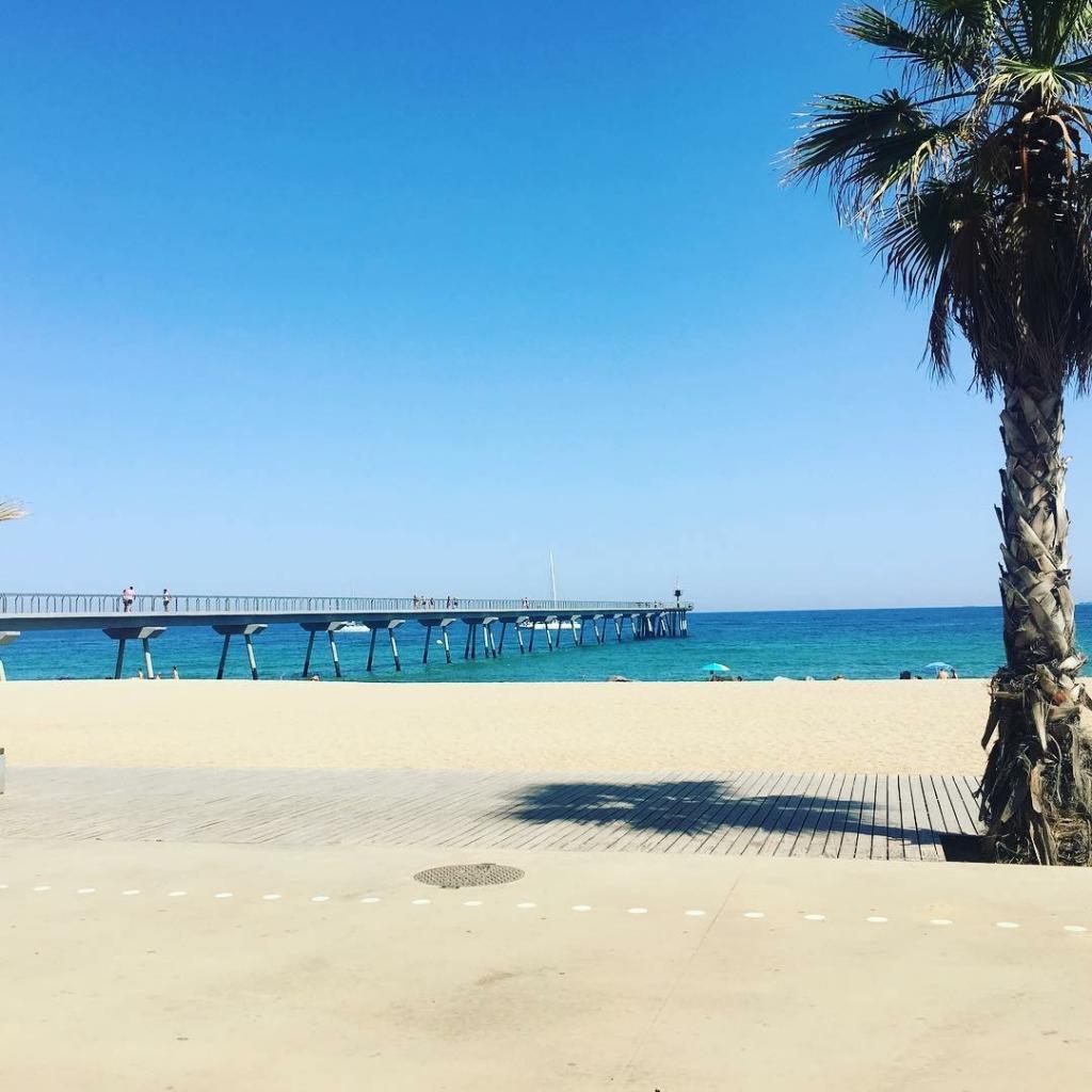Playa de Badalona