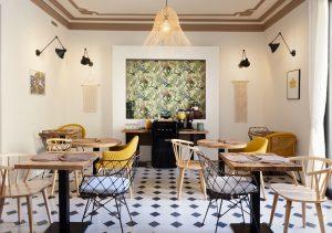 Breakfast Room at Casa Vaganto