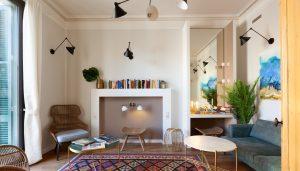 Lounge at Casa Vaganto