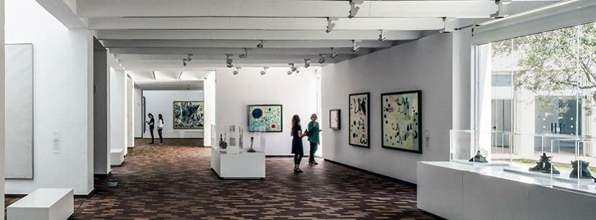 Fundació Joan Miró en Montjuic, Barcelona