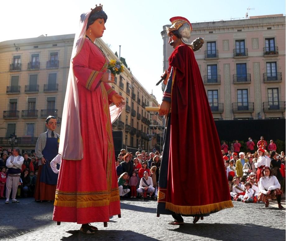 Fiestas de Santa Eulalia - Barcelona