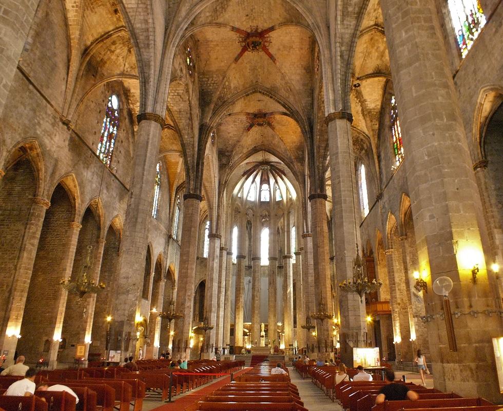 Catedral Santa Maria del Mar - Barcelona