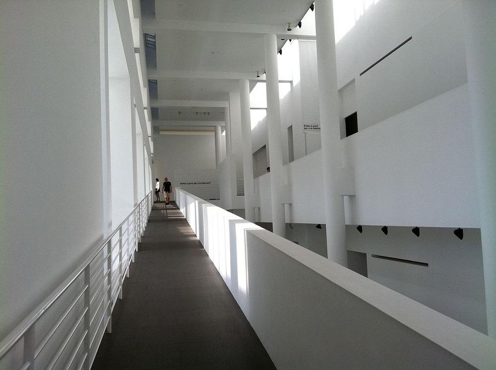 Museu d'Art Contemporani de Barcelona MACBA - Hotel Blog Casa Vaganto