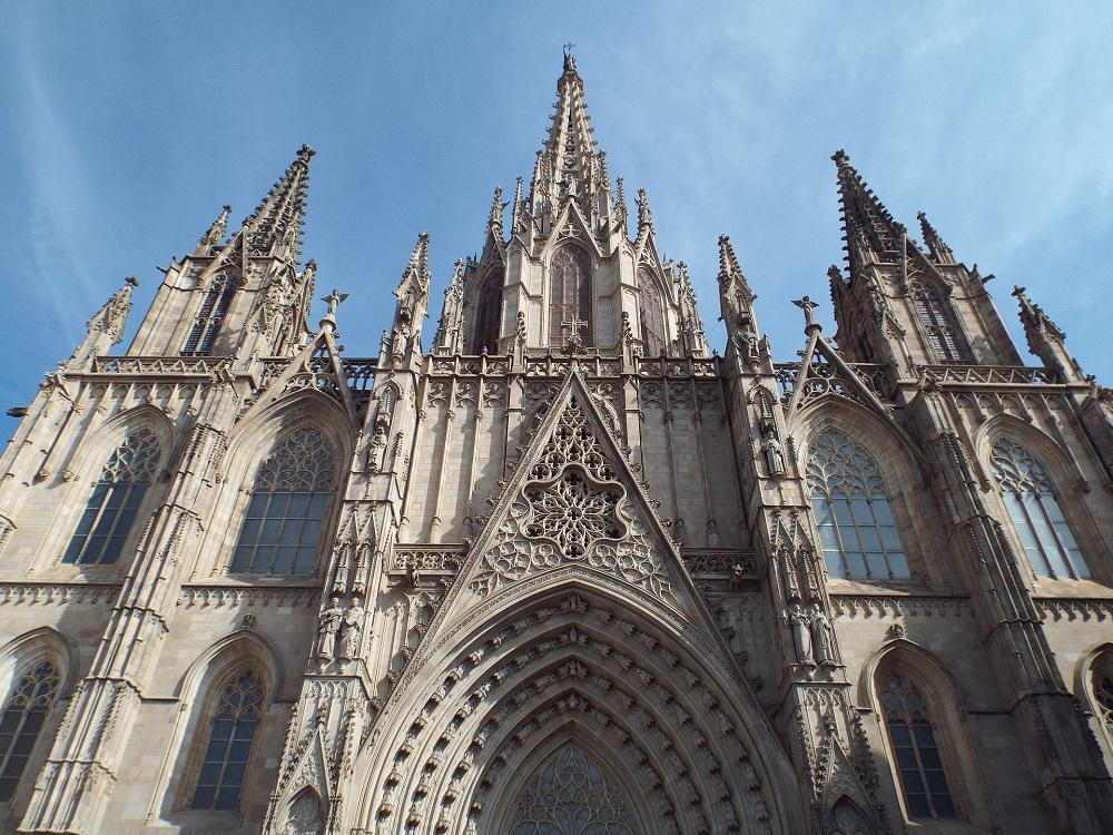 Catedral de Barcelona - Hotel Blog Casa Vaganto