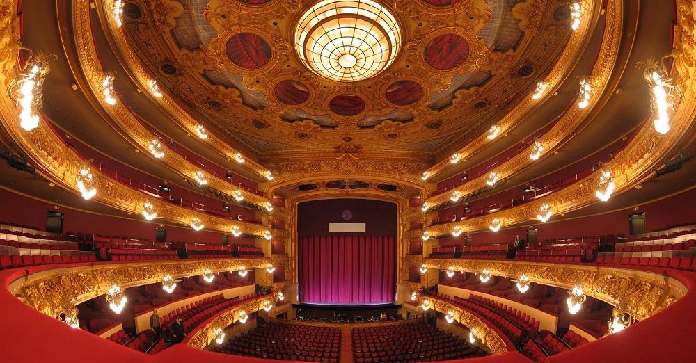 Gran Teatre del Liceu - Blog Casa Vaganto